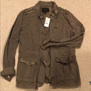 Sanctuary Military Jacket. Medium.
